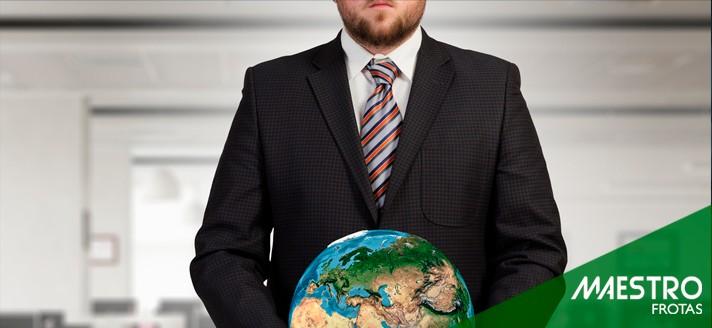 Responsabilidade ambiental de empresas com frota de veículos