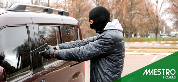 Blindagem de carro: vidro delaminado, teto solar e proteção
