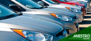 Como calcular a depreciação de frota de veículos?