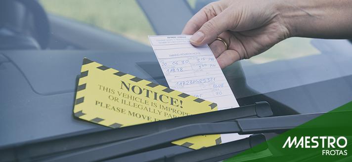 5 principais multas de frota e como evitá-las